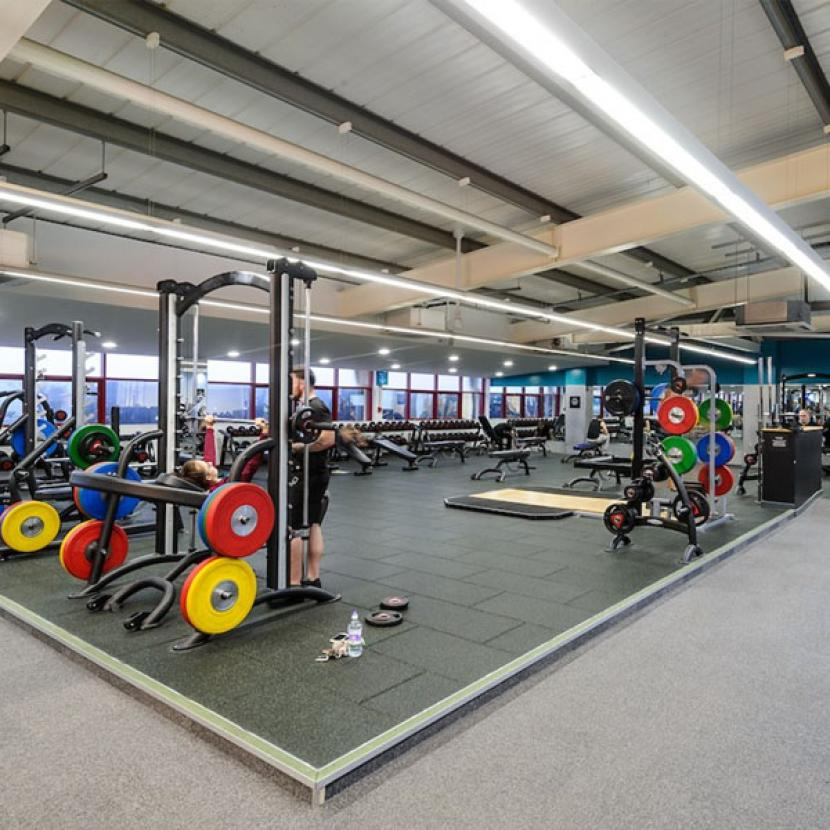 Pure Gym Poole >> Puregym Tower Park