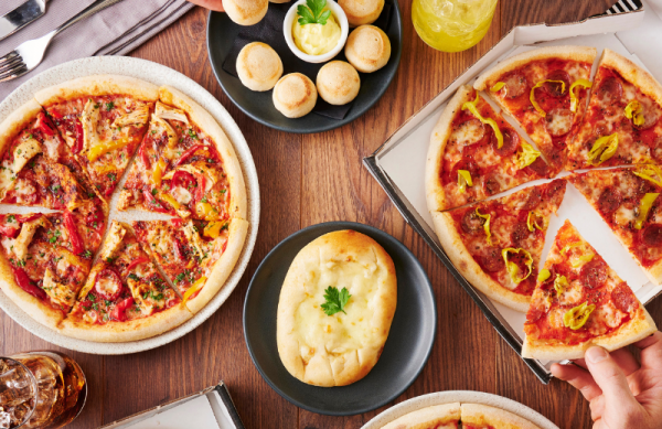 FREE Delivery with Pizza Express